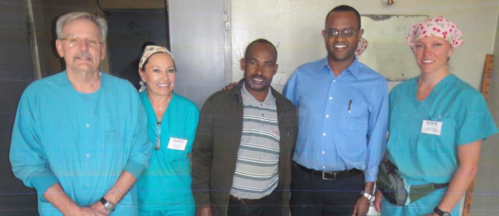 Ethiopia : doctors, nurses, plumbers and more
