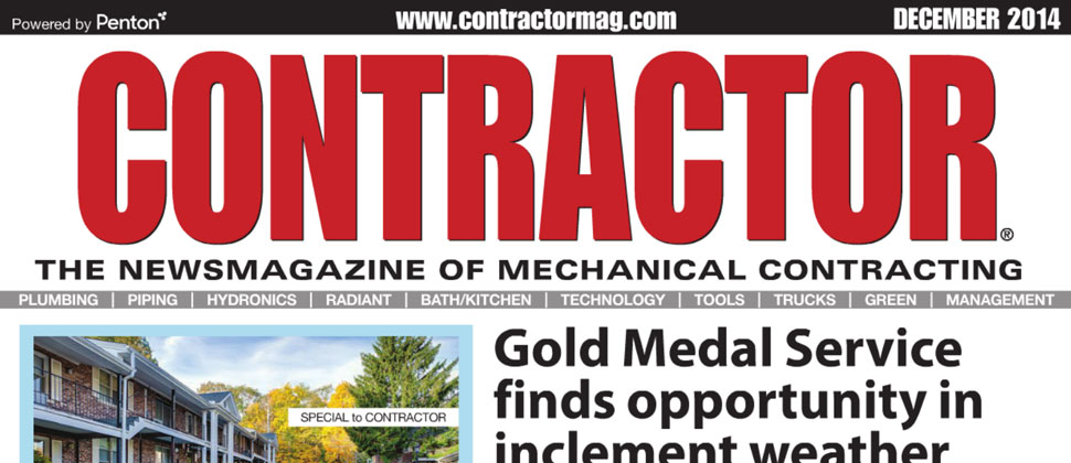 Contractor Magazine spotlights Plumbers Without Borders