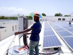 CFC Haiti solar