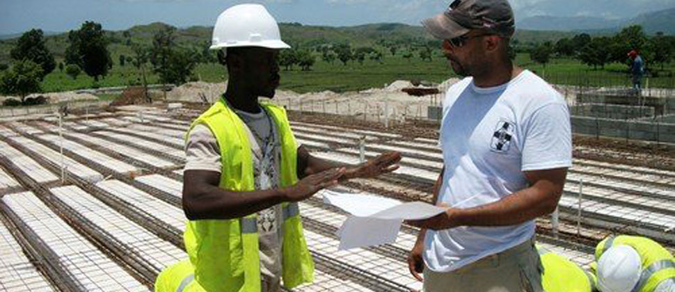 Hospital project in Haiti needs plumbers