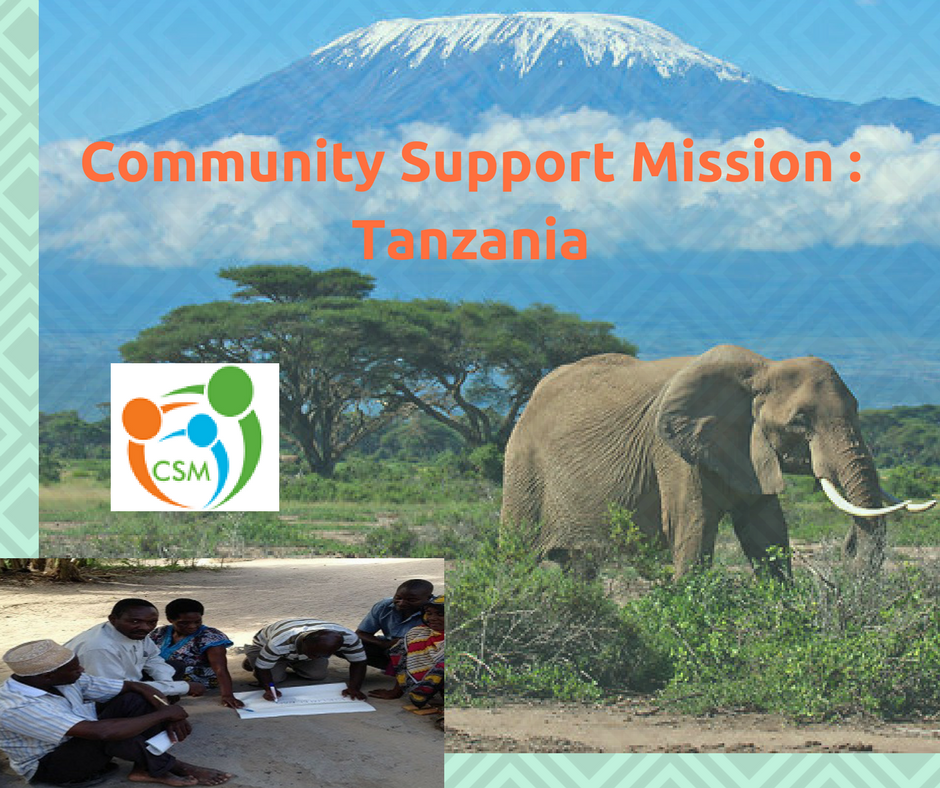 Community Support Mission : Tanzania
