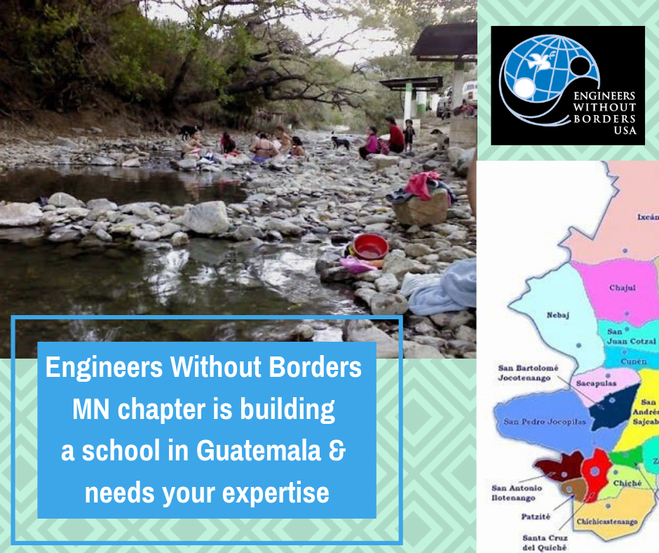 Work with Engineers Without Borders